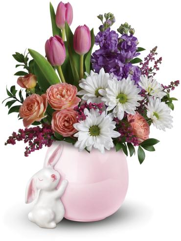 Send a Hug® Bunny Love Bouquet